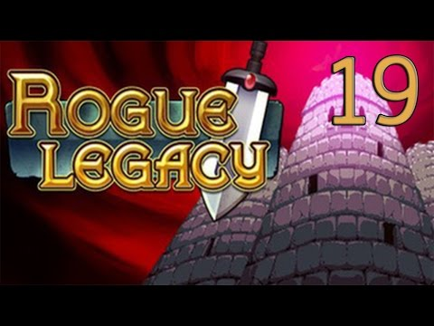19. Let's Die Rogue Legacy - Lich King Rules