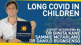 Long Covid in Children | How to Help, Treat and Manage as a Parent