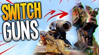 OGNI UCCISIONE SI CAMBIA ARMA! - SWITCH GUNS SU BLACKOPS3