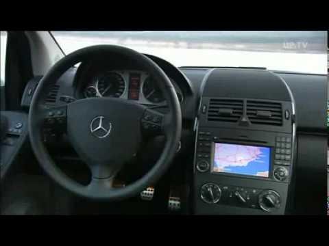 W169 Die Neue A Klasse Von Mercedes Benz Youtube