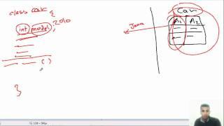 جافا JAVA : تمثيل الكلاس CLASS على الكمبيوتر