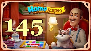 HomeScapes level 145
