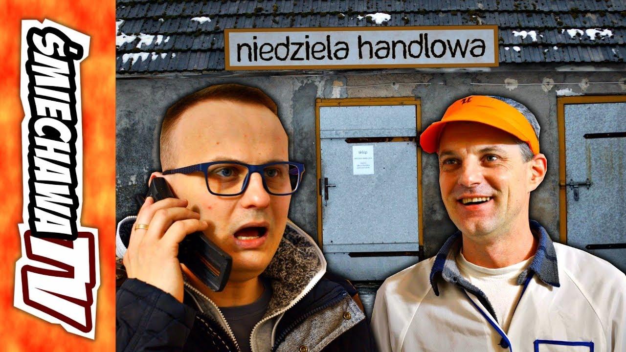 """Niedziela handlowa """"u Szwagra"""" – Video Dowcip"""