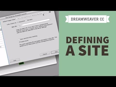 Dreamweaver CC Tutorials @ BYOL