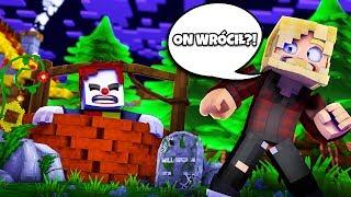 KLAUN WRÓCIŁ! ODKRYŁEM JEGO BAZE!  l Minecraft BlockBurg
