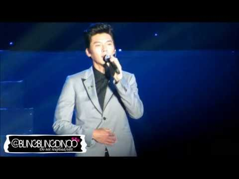 130427 Hyunbin Fanmeet In Singapore - That Man (그 남자)