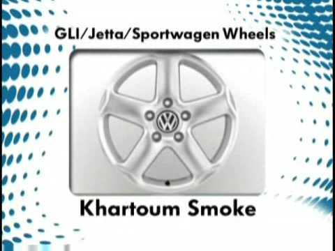 Jetta Wheels - VW Accessories - NemerVW.com