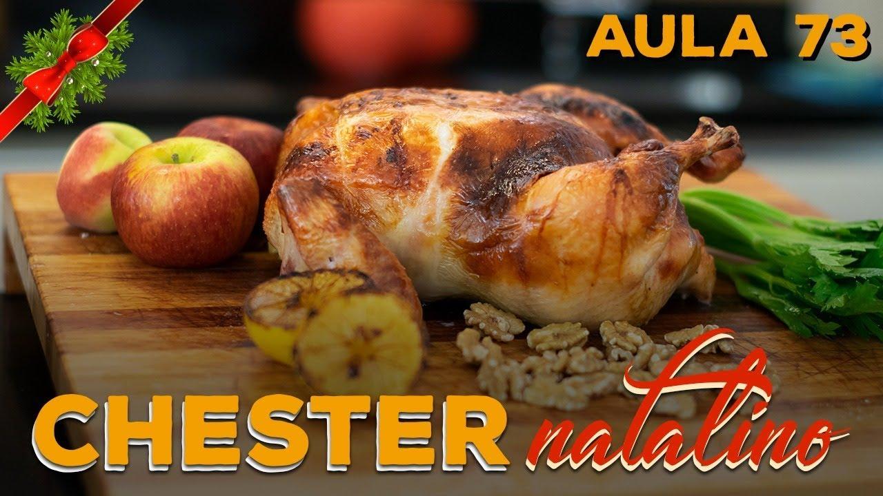 Chester Natalino (Como fazer um chester suculento pro natal) / Cansei de Ser Chef
