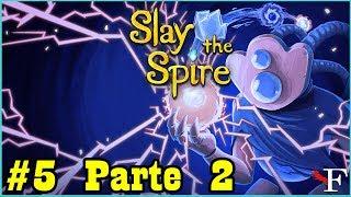 SLAY THE SPIRE - CONTINUANDO SOBREVIVENDO - #5(PT2) PTBR
