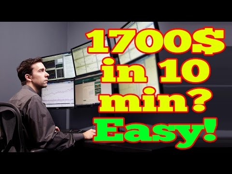 TRADING STRATEGY: BINARY OPTIONS TRADING - BINARY OPTTIONS SYSTEM (BINARY OPTION)