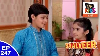 Baal Veer - बालवीर - Episode 247 - Rakshabandhan Brings Ballu Home