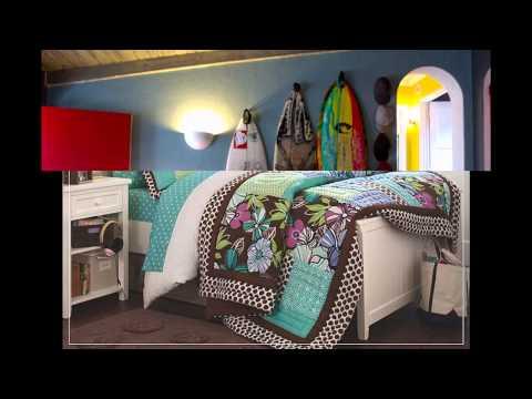 Surf bedroom decorations ideas