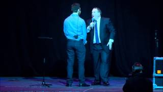 Cowboys Derby Dinner - Darren Carr Ventriloquist