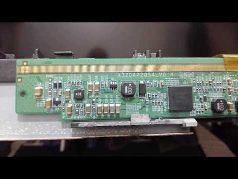 Panel Samsung A320AP20S4LV0 4  DOUBL IMAGE