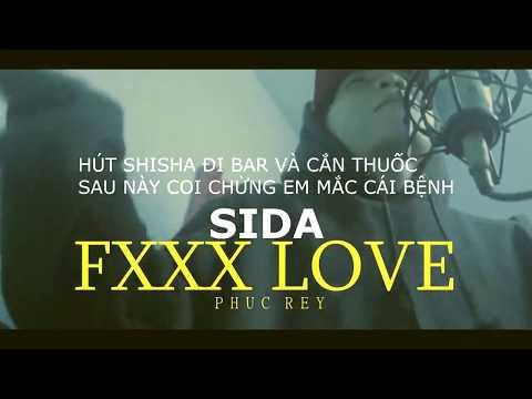 MV Lyric F*ck Love XxX  Phúc Rey