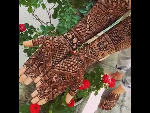 Henna Bridal Designs Follow Me On Instagram Youtube