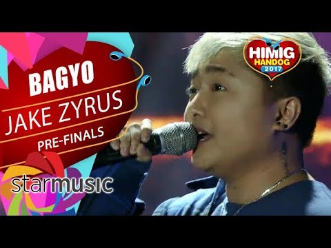 Jake Zyrus - Bagyo | Himig Handog 2017 (Pre-Finals)
