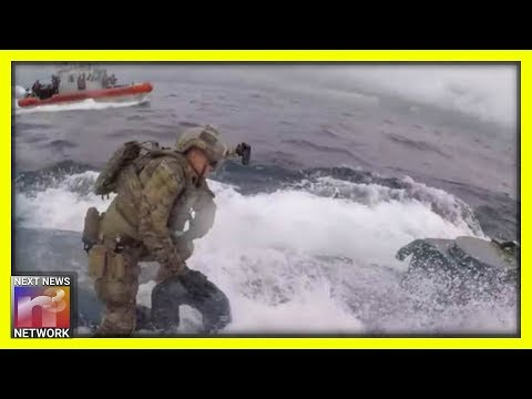 MUST SEE Video Of US Coast Guard Will Make You Put ALL FAITH In Our Armed Forces