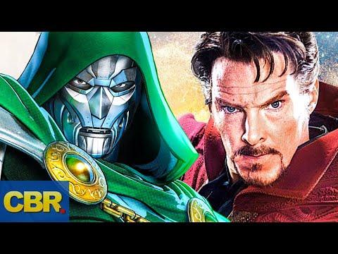 Doctor Doom is Doctor Strange 2's Mystery Character