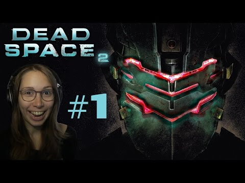 [ Dead Space 2 ] Getting my weapons, Chapter 1 - Part 1