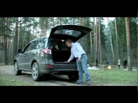Hyundai Santa Fe / Тест-драйв
