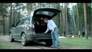 Hyundai Santa Fe / Тест-драйв(Кроссовер. Городской внедорожник. (Эпизод 12) - Hyundai Santa Fe второго поколения Ведущий: Сергей Гагин http://www.tv-stream.ru/, 2012-04-29T06:16:40.000Z)