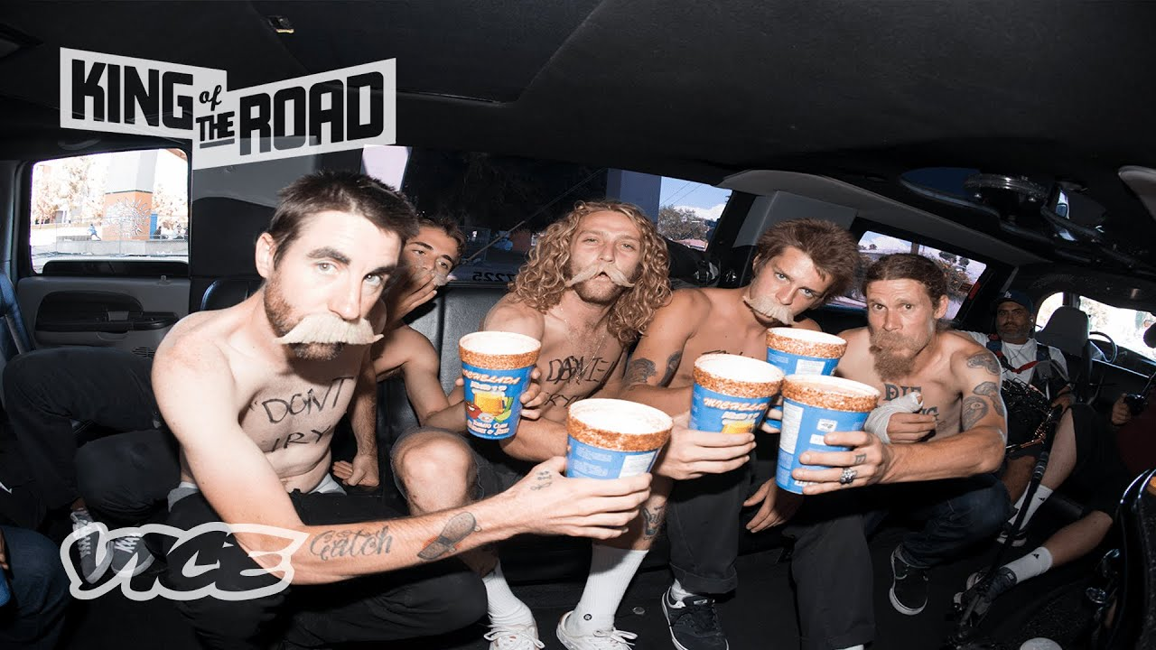 Download Partying with Skate Legends | KING OF THE ROAD (Episode 9)