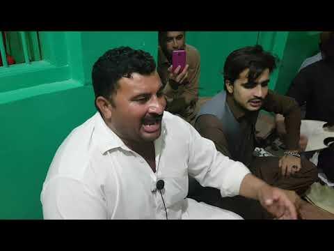 Shani  muqaabla  bahadar zeb