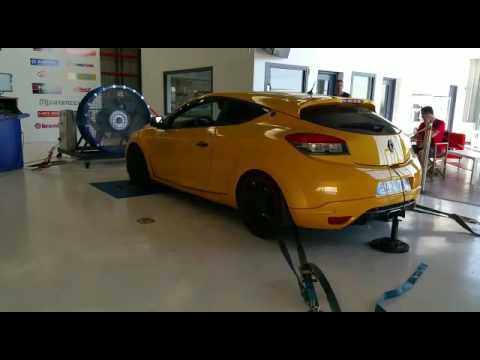 MEGANE RS 500! PURE SOUND Mapping!