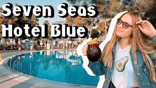Seven Seas Hotel Blue обзор отеля еда номер территория