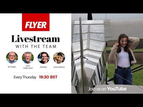 FLYER Livestream