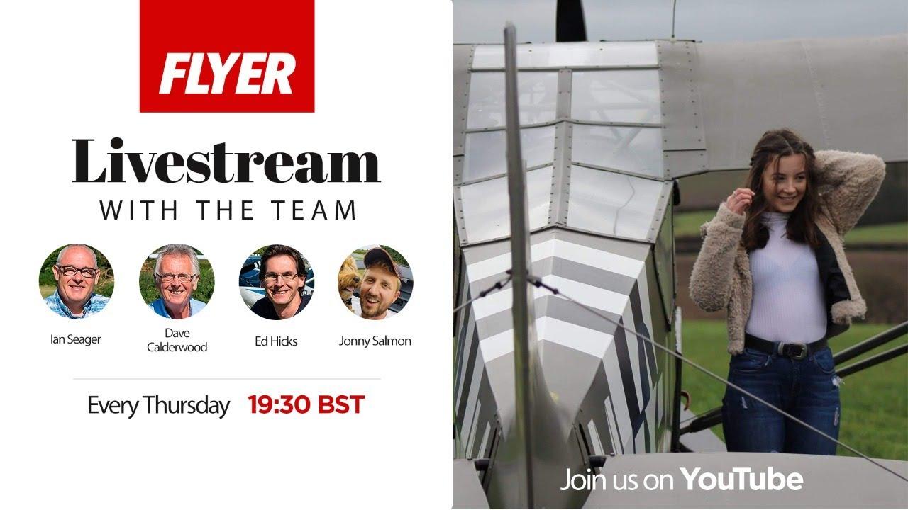 Download FLYER Livestream