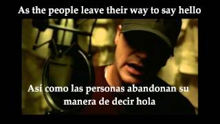 3 DOORS DOWN - HERE WITHOUT YOU / SUBTITULADA (INGLES/ESPAÃ'OL)