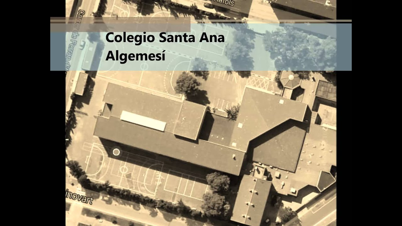 Colegio de santa ana