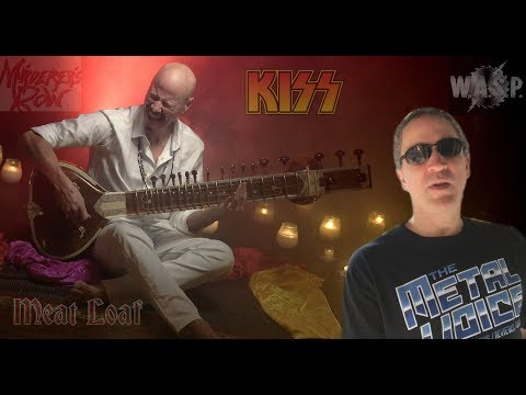 Bob Kulick Interview-Talks Kiss Alive 2- WASP- Kiss Farewell tour & Murderers Row Mp3
