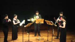 Anton Reicha Quintet in D Major - Op 91 No.3 Movement 1