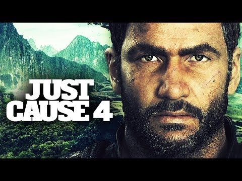 JUST CAUSE 4 : A PRIMEIRA HORA