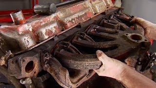 Download Resurrecting A 225 Dodge Slant Six - Engine Power S2, E2 Mp3 and Videos