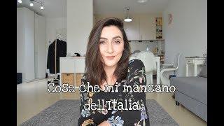 5 cose che mi mancano dell'Italia   Un'italiana in Lussemburgo