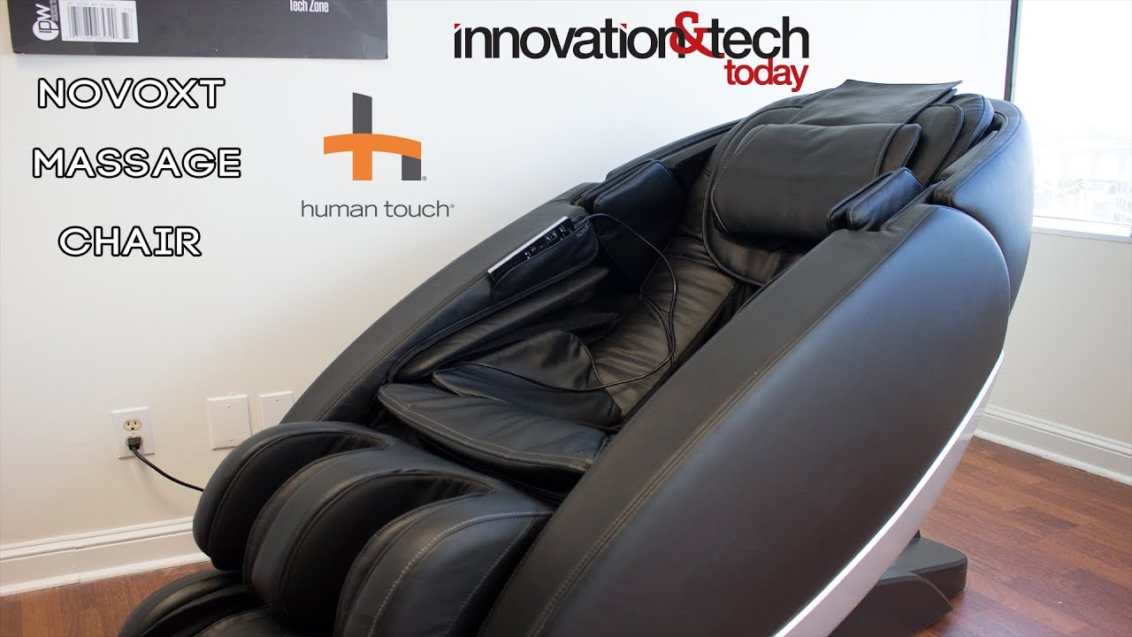 Best Massage Chair In The World Innotech Review Is The Novoxt The Best Massage Chair Ever