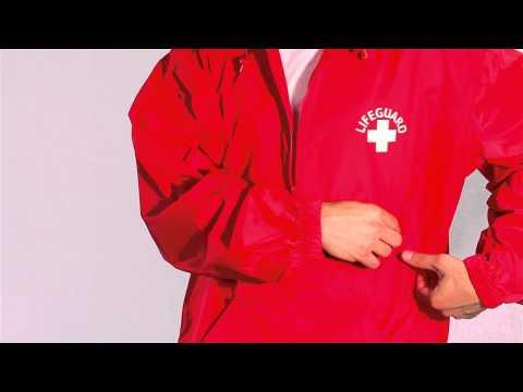 Lifeguard Pullover