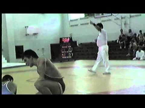 1988 Espoir World Cup: 90 kg Alf Wurr (CAN) vs. Kazuo Takahashi (JPN)