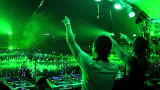 Dimitri Vegas & Like Mike - Intro vs. Ocarina @ Tomorrowland 2013