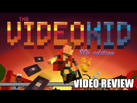 Review: The Videokid (Steam) - Defunct Games
