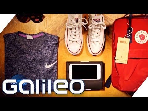 Schnäppchen oder Fake? Shoppingparadies Thailand   Galileo   ProSieben