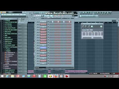 One Direction-18 (Nicky Romero Remix)(Late Nite FL Studio Remake)