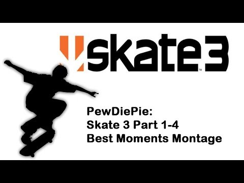 [Full Download] Pewdiepie Skate 3 Funny Moments Part 1