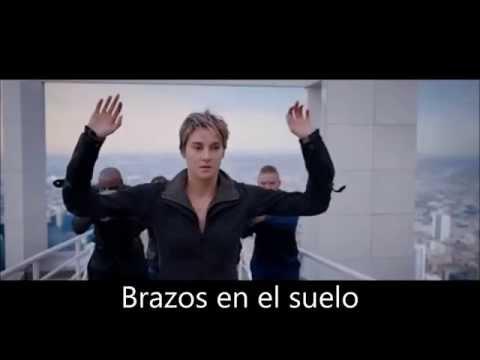 Holes In The Sky - M83 ft. HAIM - Insurgent (subtitulado al español)