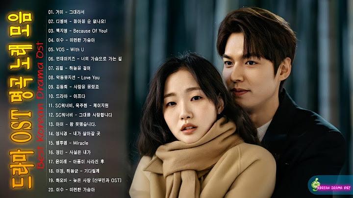 드라마 OST 역대 가장 인기 많았던 노래 베스트20 💎 한국 드라마 ost 💎 드라마 OST 모음 2021