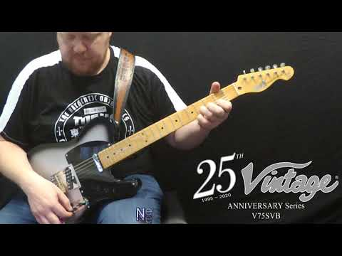 V75SVB Vintage 25th Anniversary Series Demo